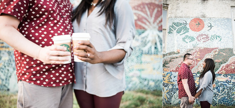 Coffee Engagement Session