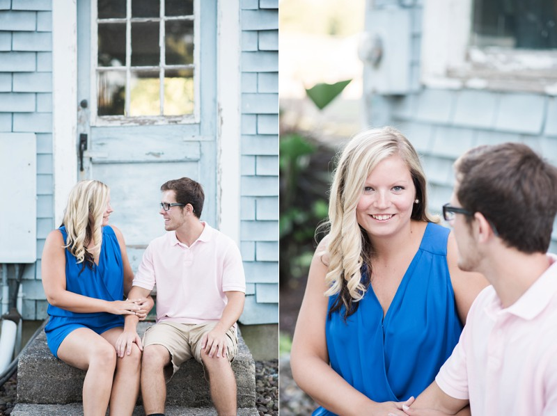 Conrad Weiser Homestead Engagement Session