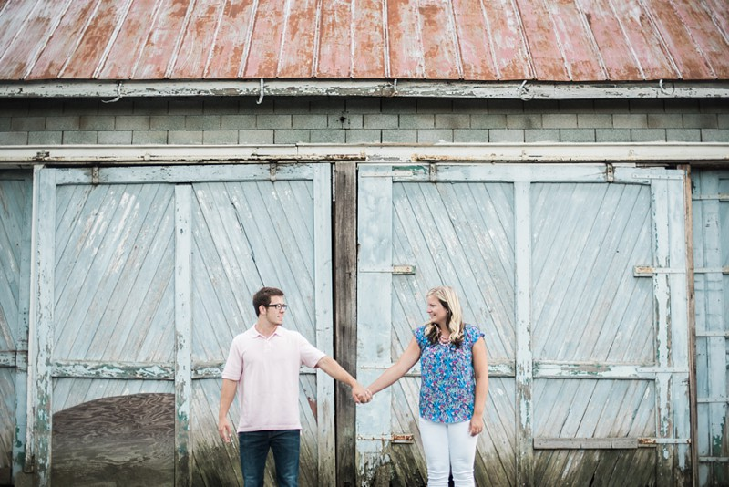 barn engagement