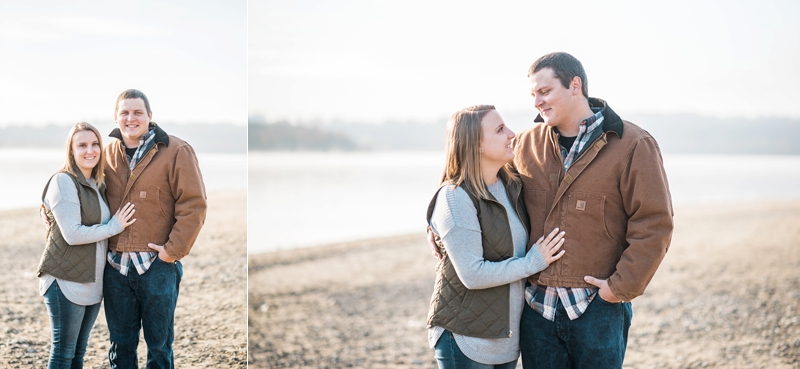 Blue Marsh Engagement