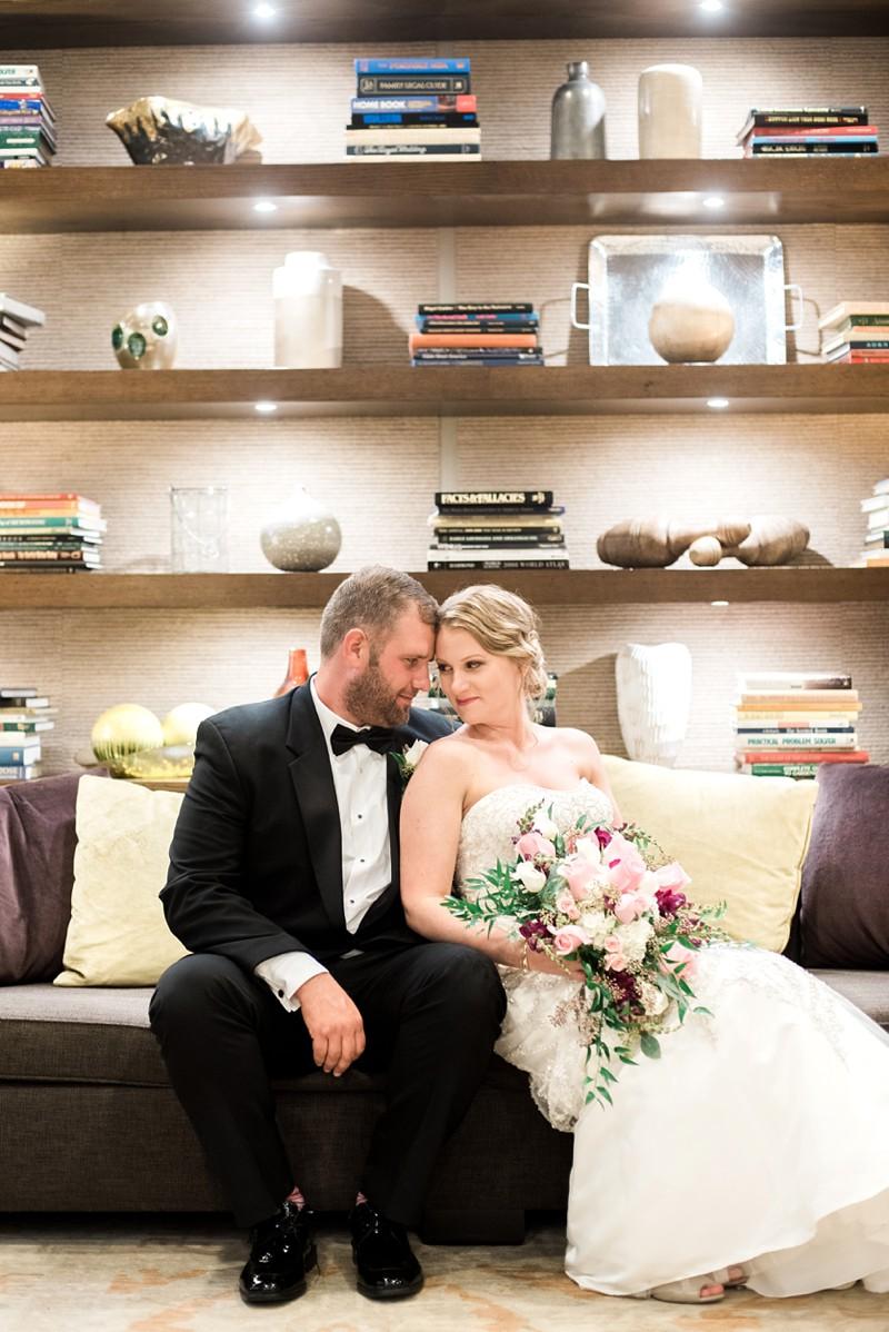 DoubleTree Reading Wedding