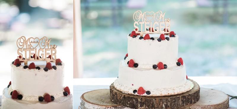 Mr & Mrs. Cake