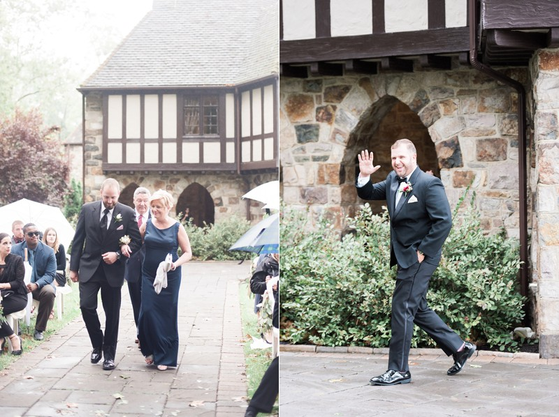 Stokesay Castle Wedding