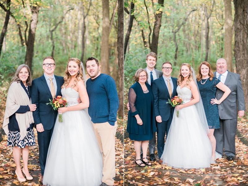 schuylkill center for environmental education wedding