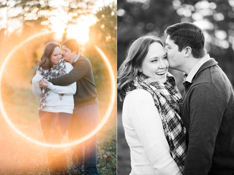 Tree Farm Couples Session