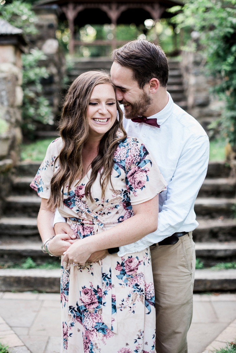Dressy Engagement Session