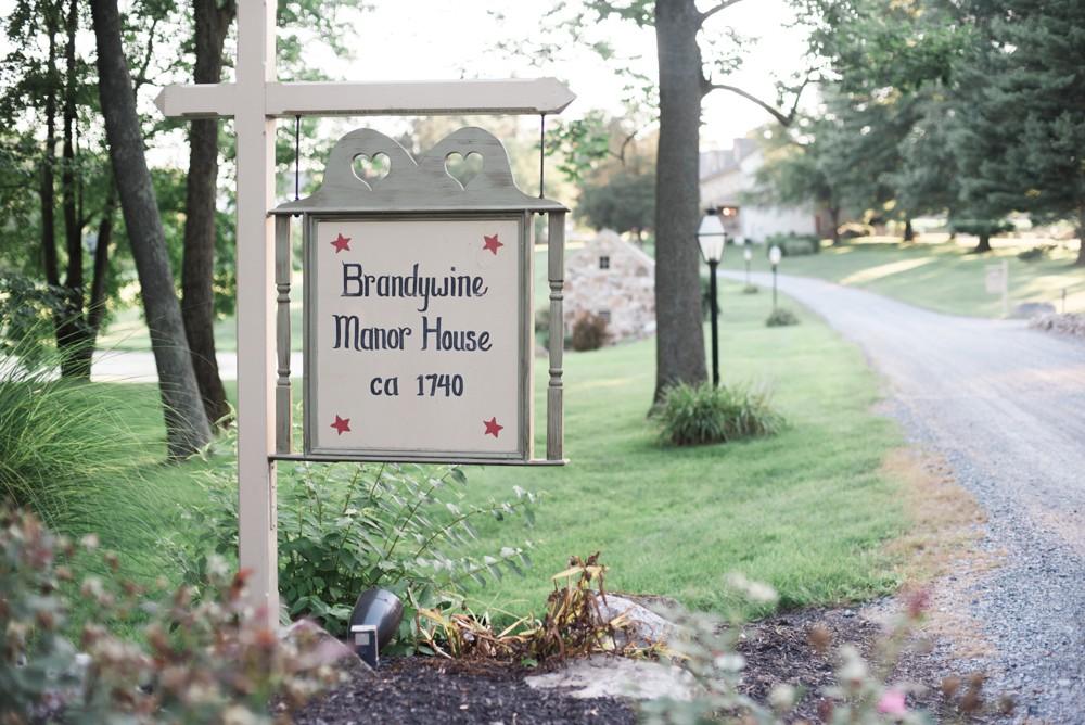 brandywine manor house