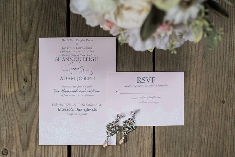 Rocky Top Lodge Wedding