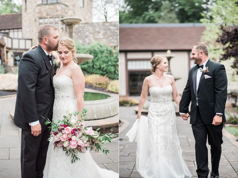 Stokesay Castle Wedding