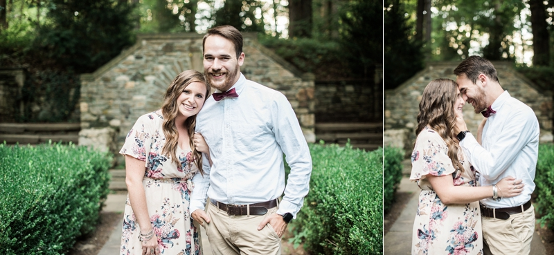 Hunting Hill Mansion Engagement Session